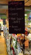 Take a walk through our grocery aisles