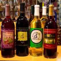 Iron Gate Wine Tasting