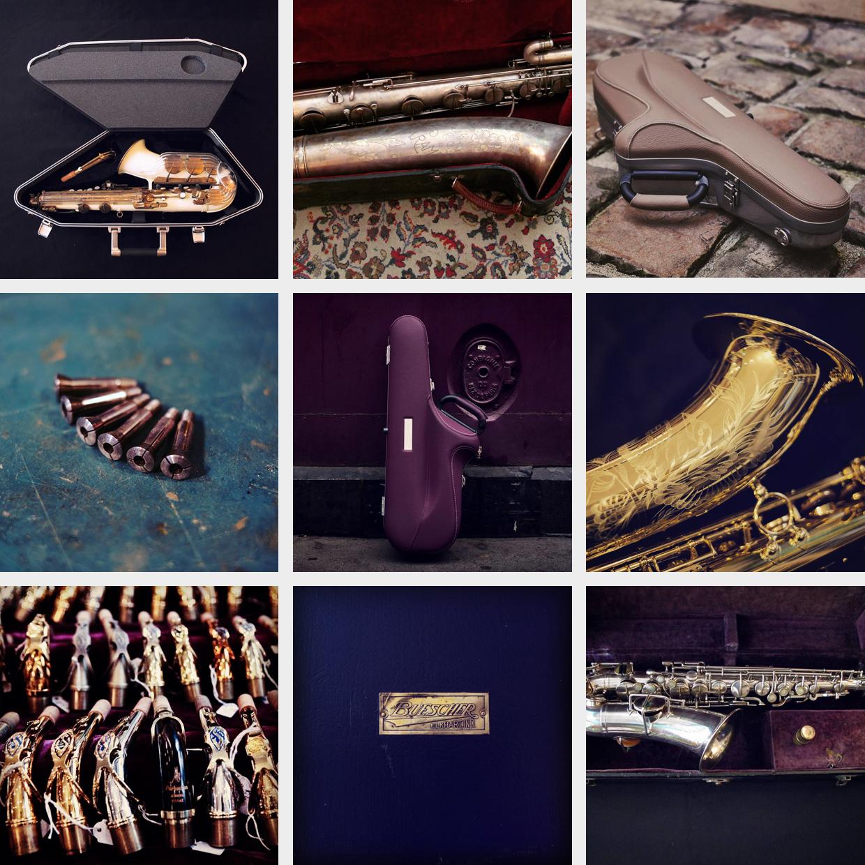 Sax Machine Paris - Saxophone Specialist
