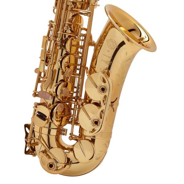 Sax Alto Selmer Serie III jubilée verni gold gravé