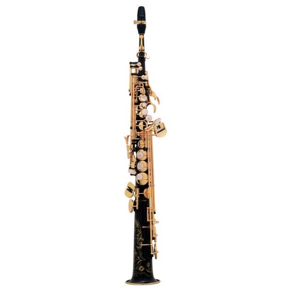 Saxophone soprano Selmer Série III noir
