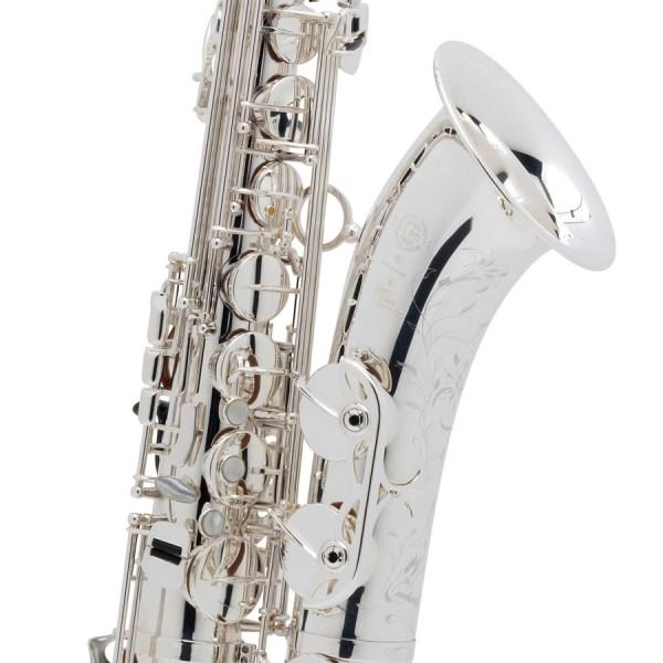 Sax ténor Selmer SA80 Série II AG argenté