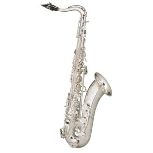 Sax ténor Selmer SérieIII AG plaqué argent
