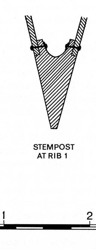 Stempost drawing