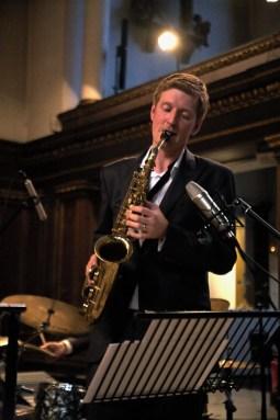 Saxophone Teacher: Nathan Hassall