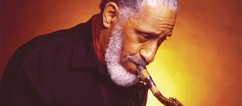 Sonny Rollins solo