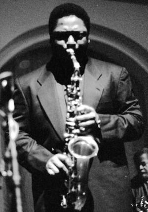 Vincent Herring saxophoniste