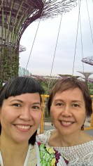 a wefie with my mum upon her request ;)