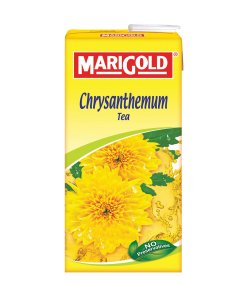 Marigold UHT Asian Drink: Chrysanthemum Tea 250ml x 24