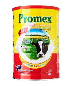 Promex Instant Full Cream Milk Powder 1kg
