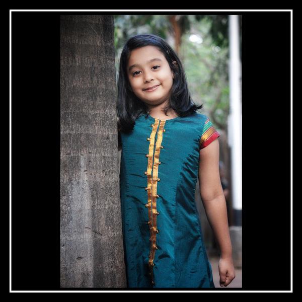 Irkal Gold Dress