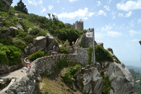 Sintra Castle of Moors