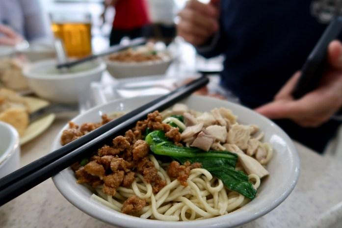 bakmi orpa, noodles, jakarta