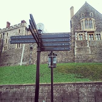 Signage Windsor