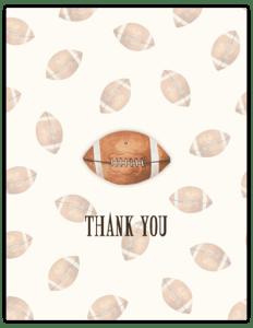 FL 84 - football watermark