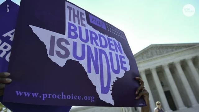 The Supreme Court has allowed a controversial abortion ban in Texas known as the