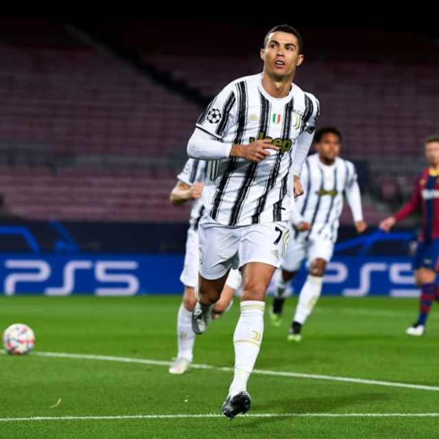 Ronaldo has double figures in the UCL for three clubs