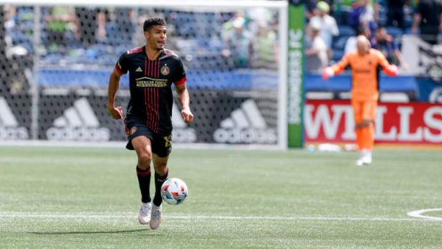 Miles Robinson has been a late bloomer for Atlanta United.