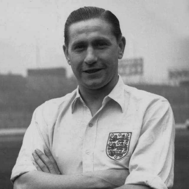 Stan Mortensen played with Stanley Matthews for club and country