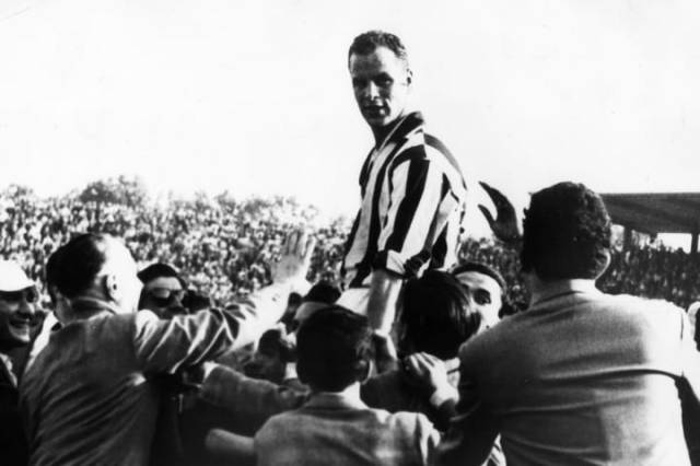 John Charles is one of Juve's greatest ever players