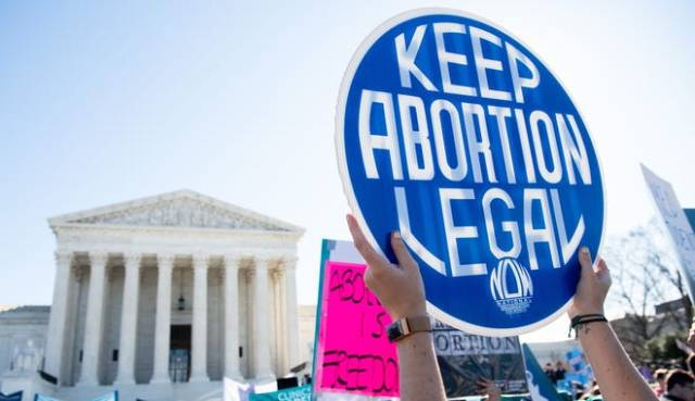 The U.S. Supreme Court let a Texas law that effectively bans abortions after six weeks gestation take effect.
