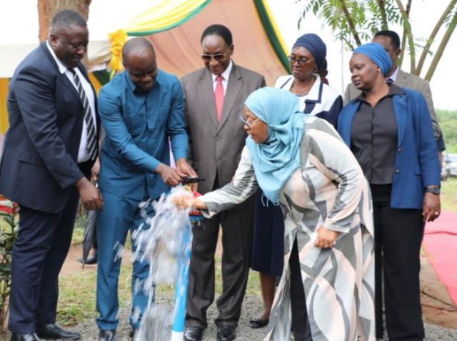 TZ@60: From crisis to comfortable levels in Dar water supply
