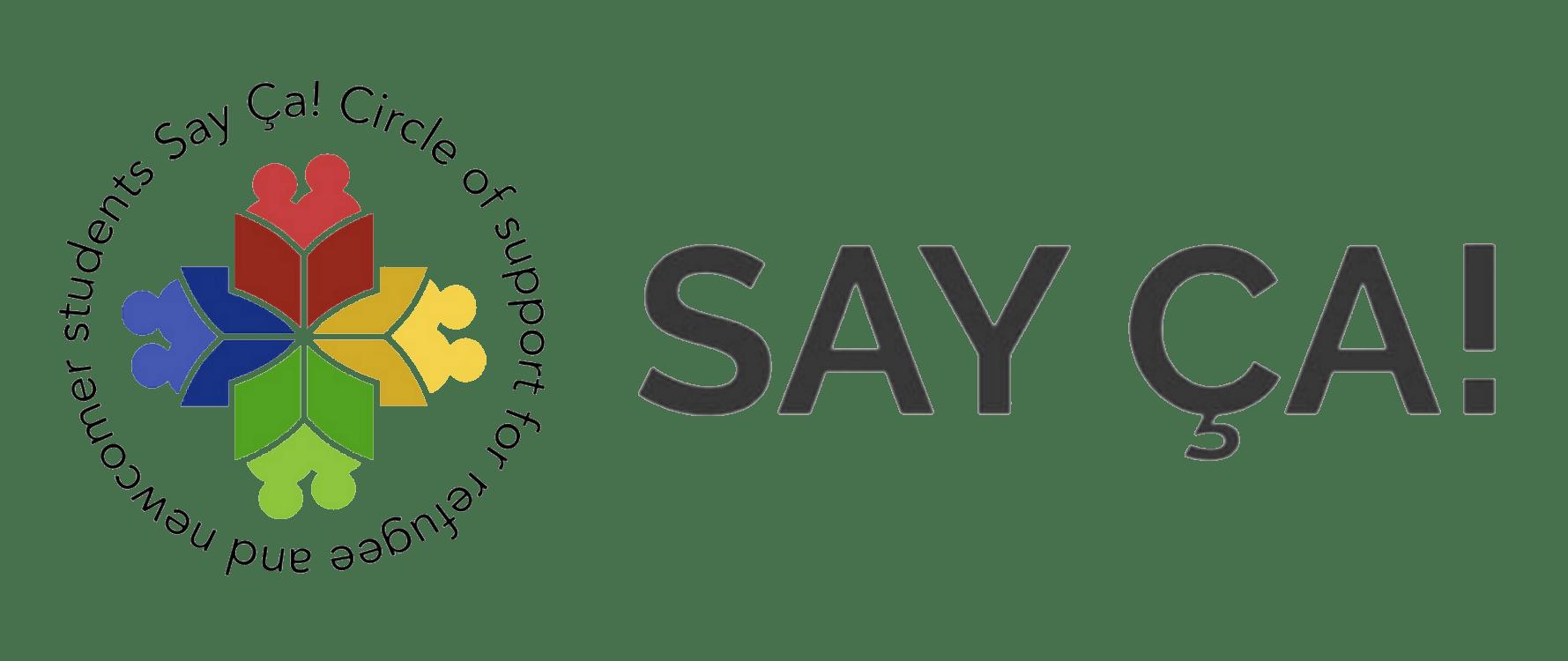 SayÇa Logo Header