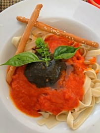Tomato Basil Pasta (P220)