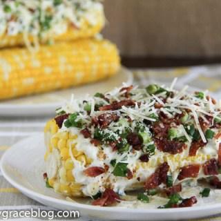 Corn on the Cob…LOADED!!