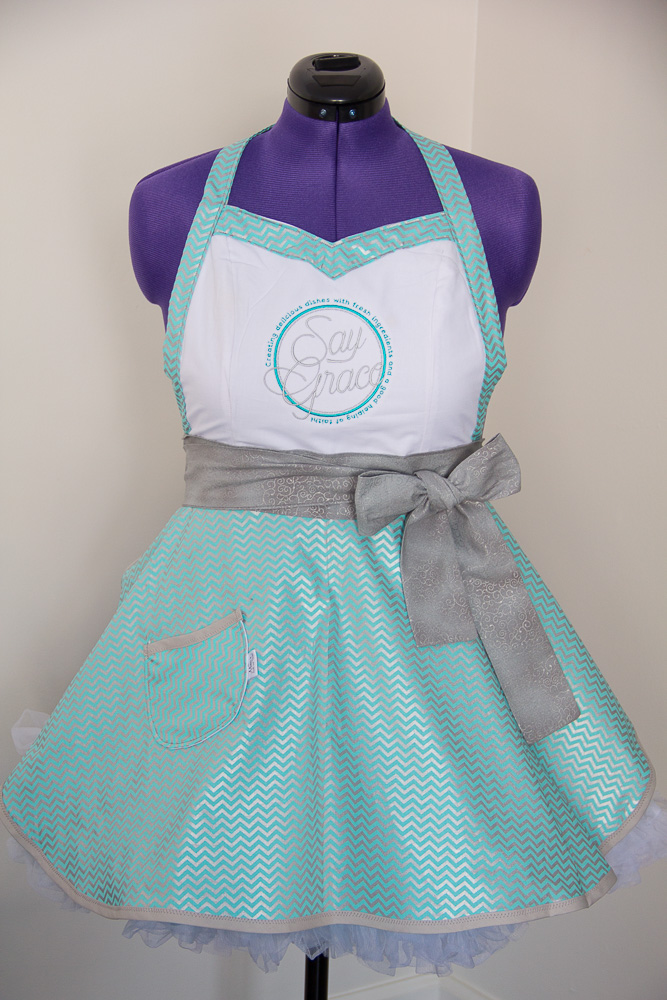 Say Grace Apron Giveaway