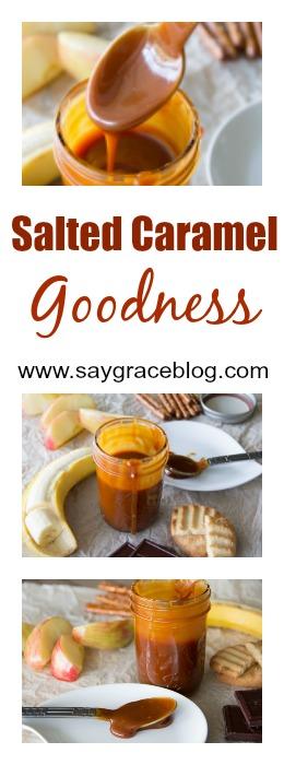 Salted Caramel Goodness