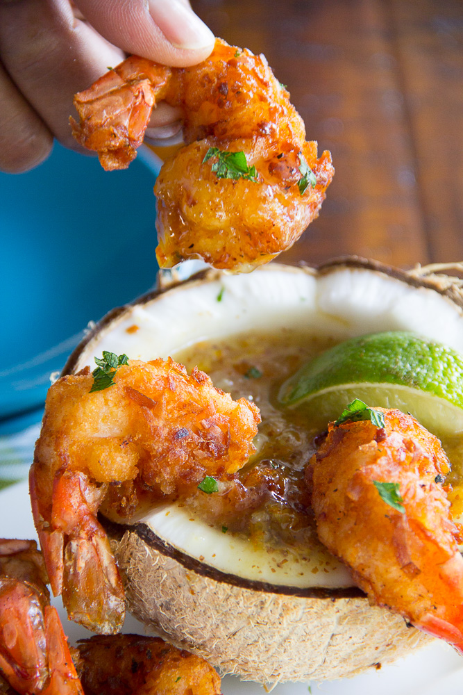 Jumbo Coconut Shrimp {Outback Steakhouse Copycat}