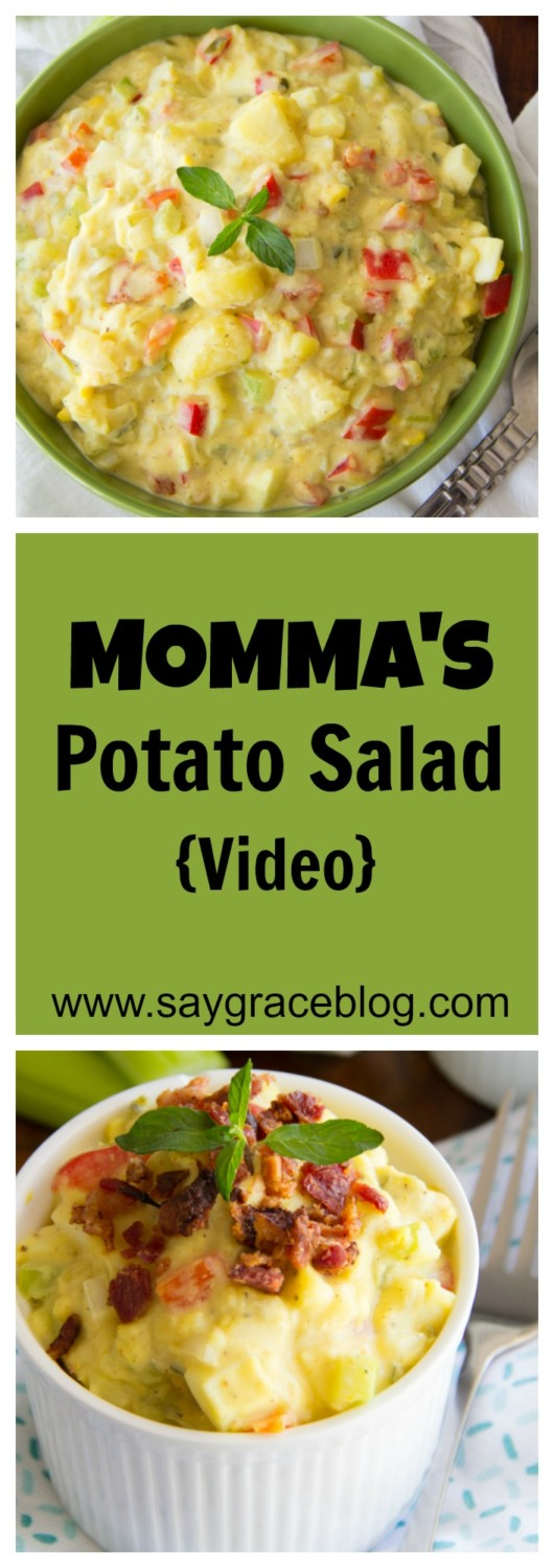 Momma's Potato Salad