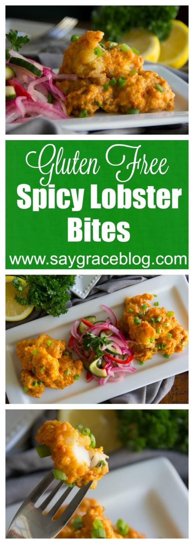 Gluten-Free Spicy Lobster Bites {Ruth's Chris Copycat ...