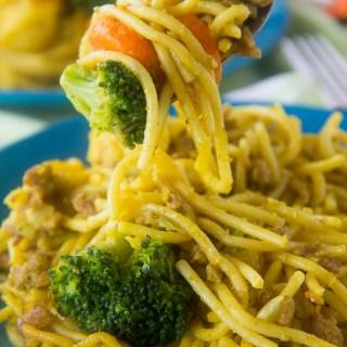 Winnie's Nigerian Spaghetti {Video}