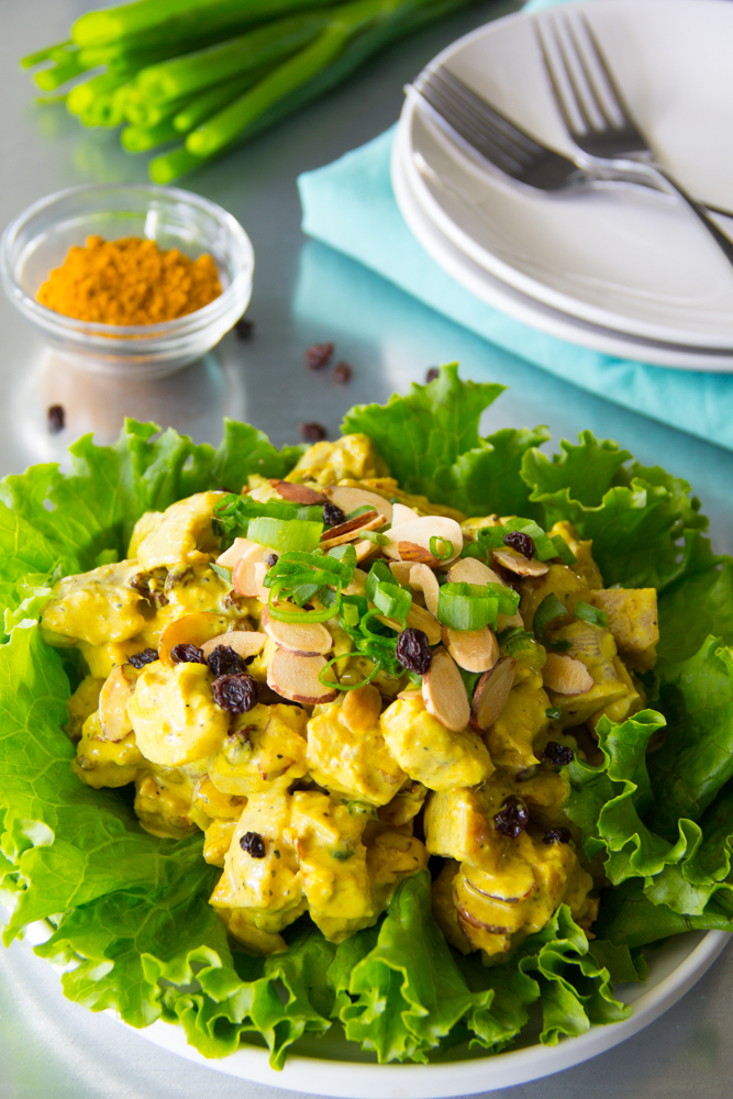 Curried Chicken Salad Recipe {Whole Foods Copycat}