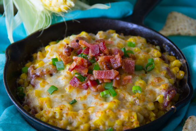 Fried Corn Dip Recipe {Gluten Free}
