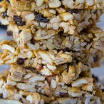 Healthy Snack Bars {Charmed Bar Copycat}