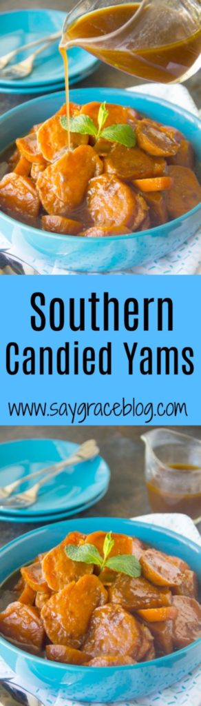 How To Fix Candied Yams