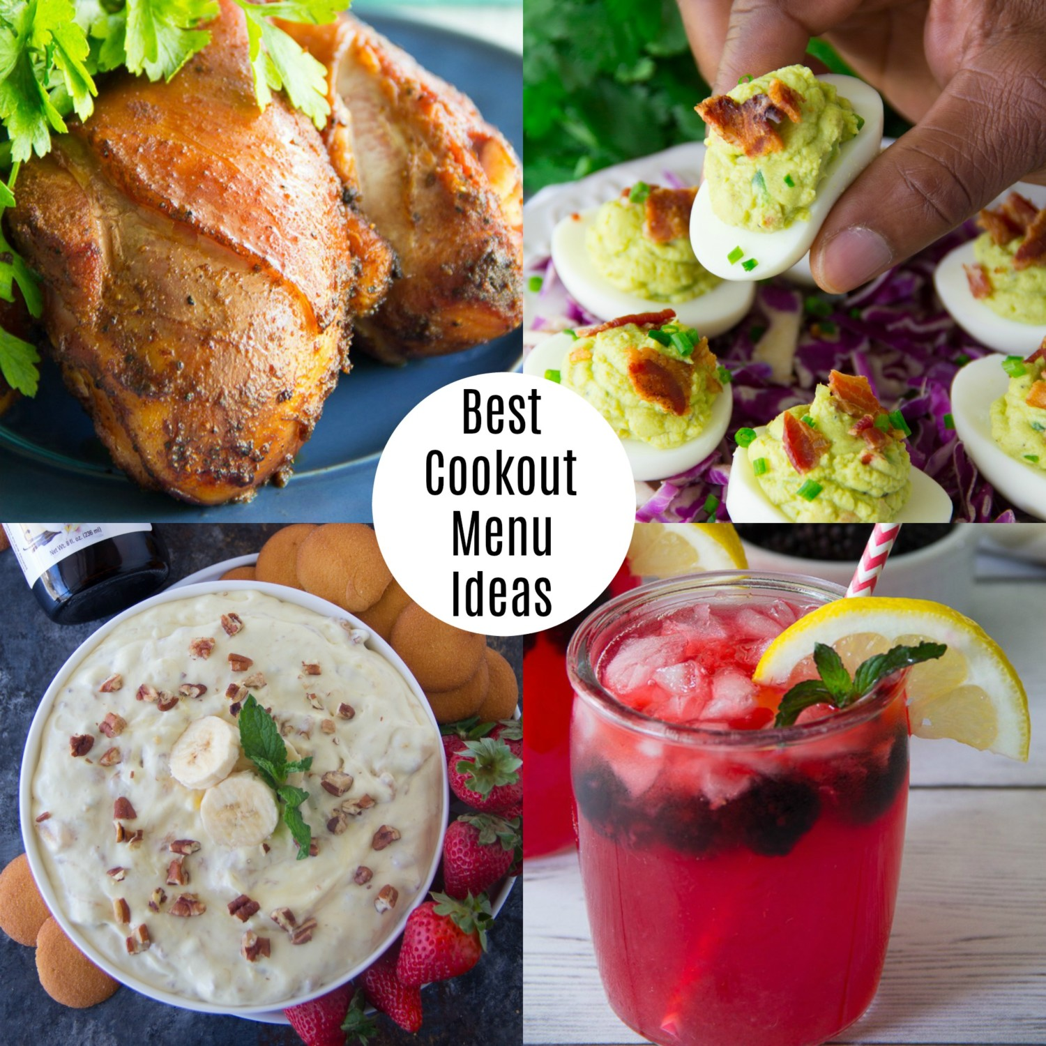 Best Cookout Menu Ideas To Try This Weekend