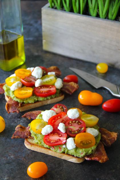 Low Carb Avocado Toast Recipe