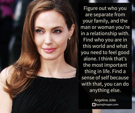 angelina jolie strong women quotes