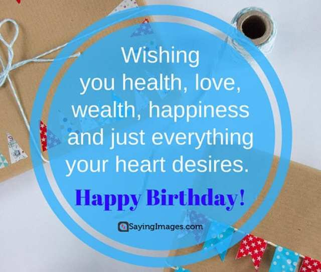 Birthday Quote I Wish That For Every Extra Candle On Your Cake You Receive An Extra Reason To Smile Happy Birthday To You