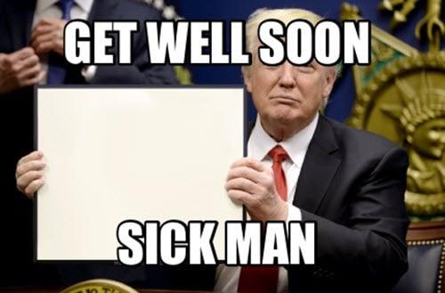 get well soon sick meme
