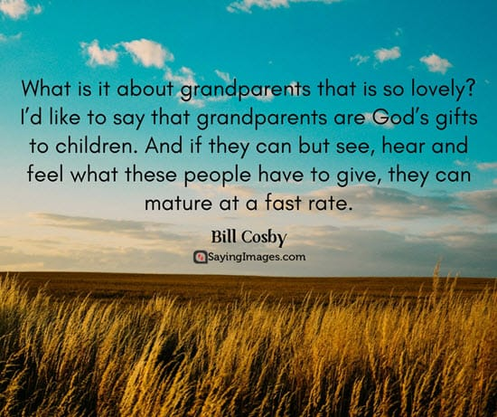 50 Great Happy Grandparents Day Quotes | SayingImages.com