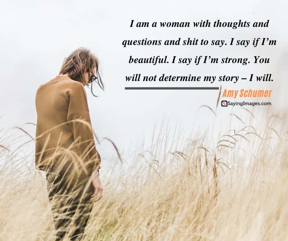 strong women thoughts quotes