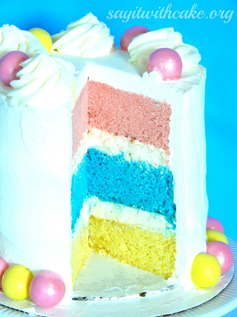 Easter Layer Cake Recipes