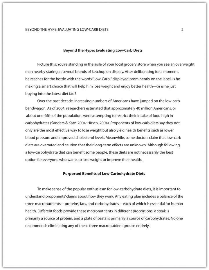 How To Write Apa Format Essay Best Application Letter Ghostwriting