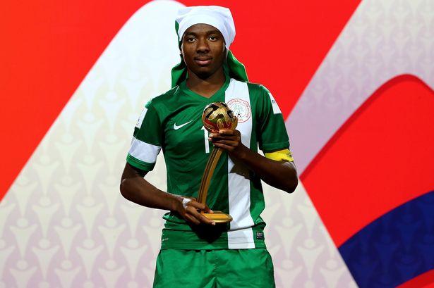 Nigeria wonderkid Kelechi Nwakali joins Arsenal FC on 5-year deal