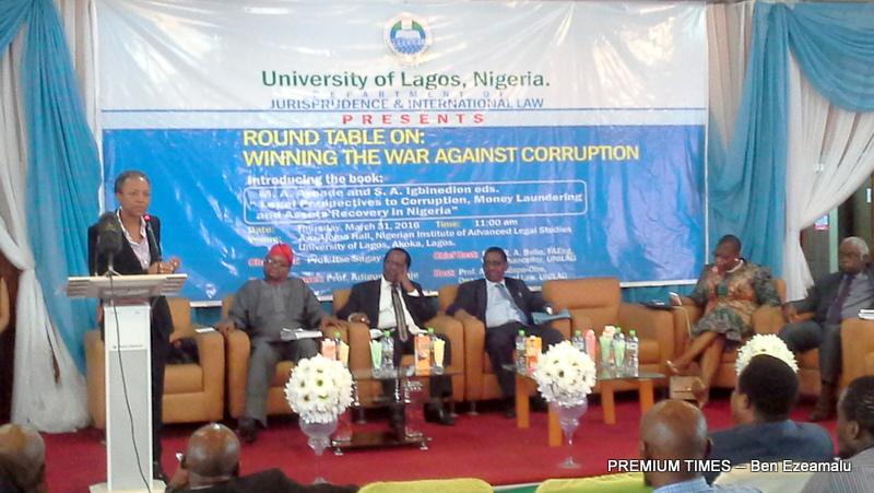 Sagay, Ezekwesili, Aribisala clash at roundtable on corruption war